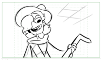 Face the Music Ballad of Star Butterfly storyboard 2