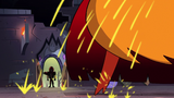 S2E31 Adult Marco enters Hekapoo's forge