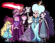 Reinas de Mewni2