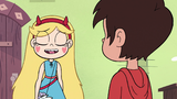S2E30 Star Butterfly shakes her head at Marco