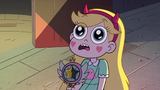 S2E31 Star Butterfly infatuated with Adult Marco