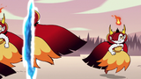 S2E31 Another Hekapoo clone jumps into a portal