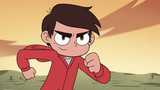 S2E31 Marco running straight toward Hekapoo