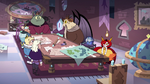 S3E2 Mewni royal court in castle meeting room