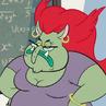 Lista de personajes - Maestra Calavera