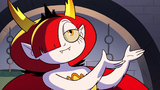 S2E31 Hekapoo forging scissors with a smile