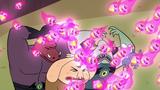 Los monstruos atacados por cupcakes (1)