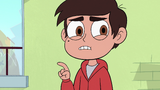 S2E30 Marco Diaz mentally spelling 'evaluated'