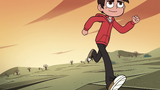 S2E31 Marco Diaz runs in the opposite direction