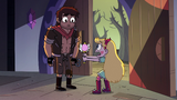 S2E31 Star Butterfly points her wand at Adult Marco
