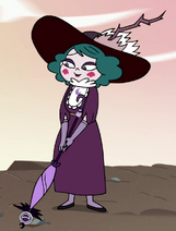 Queen Eclipsa - Butterfly Follies profile