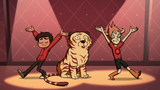 S2E19 Marco and Tom dancing to Love Sentence