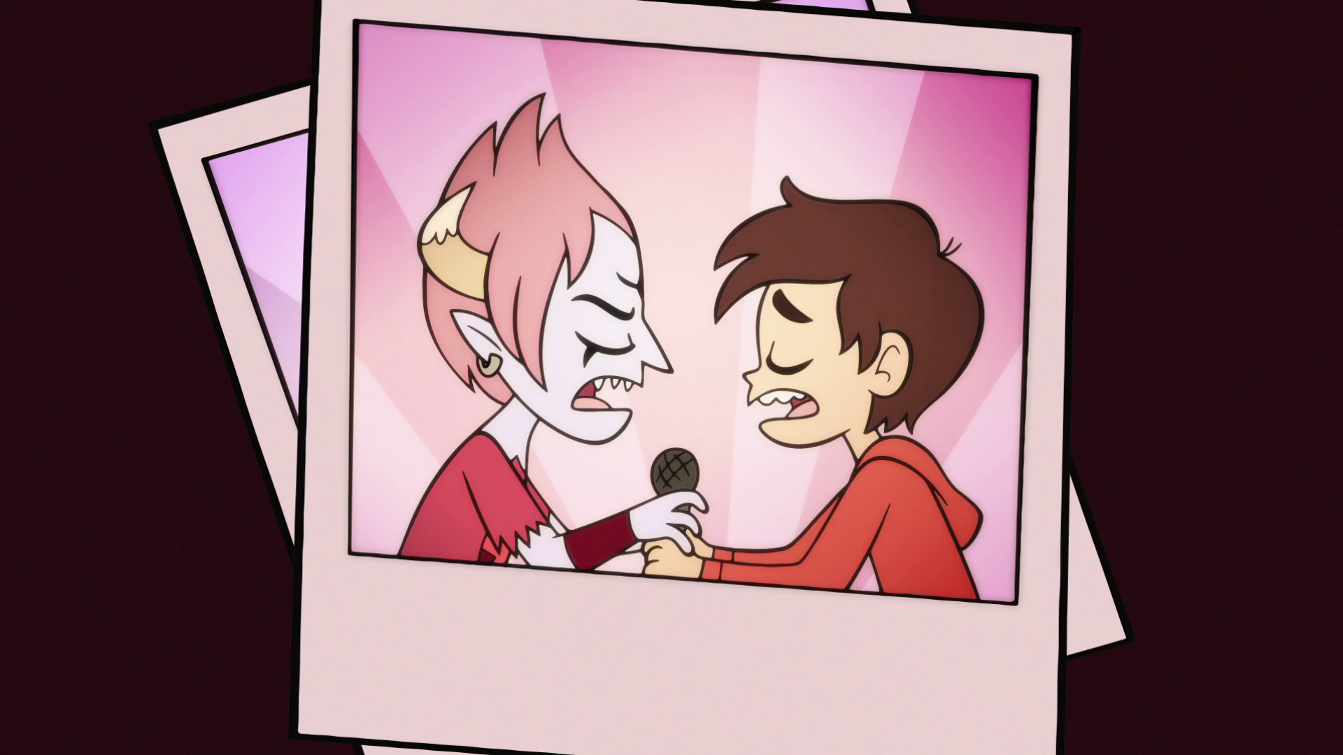 Imagen - S2E19 Photo of Tom and Marco singing Love Sentence.png ...