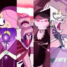 Past Queens
