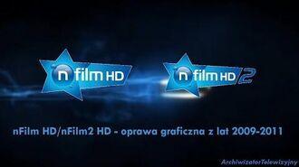 NFilm HD nFilm 2 HD - Oprawa graficzna z lat 2009-2011