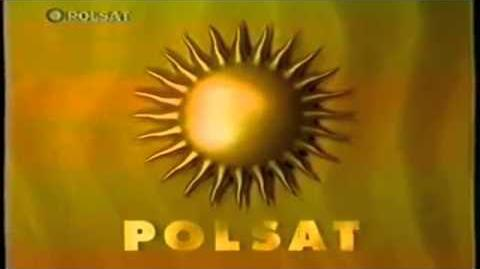 Polsat - Ident 1996 - 1998