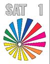 Sat 1 Logo 1980