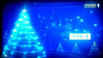 Ident świąteczny tvp1 z 23 grudzień 2009