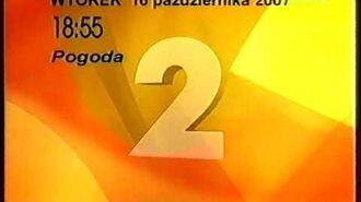 Rozpoczęcie programu. Program Drugi 16.10.2007