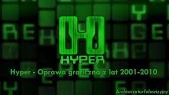 Hyper - Oprawa graficzna z lat 2001-2010