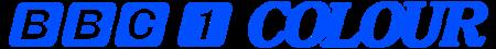 BBC 1 logo 1972