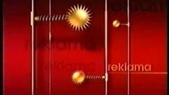Polsat - Jingiel reklamowy (czerwony) z lat 2002 roku