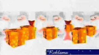 Polsat - Świąteczny jingiel reklamowy 2003