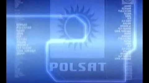 Polsat - Ident (Niebieski) 2005