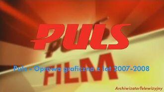 TV Puls - Oprawa graficzna 2007-2008