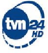 TVN 24 HD LOGO