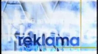 Polsat - Jingiel reklamowy z lat 2001-2002 roku
