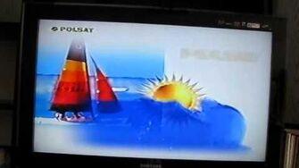 Polsat - ident z 2001 roku