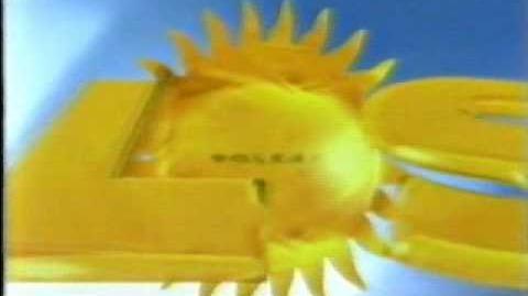 TV Polsat - jingiel (ident) 1995 rok