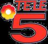 Tele 5 Logo alt