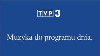 Muzyka do Programu dnia w TVP3 Regionalnej.