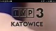 TVP 3 Katowice 2018 - żałobne logo