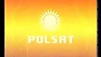 Polsat - Ident Pomarańczowy z lata 2005 roku-1