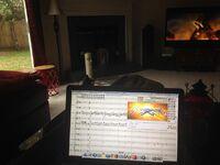 Starbarians music compose