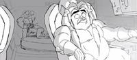 Animatic Killgar and Hogstrong