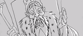 Animatic King of Space