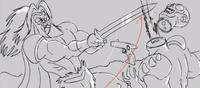 Animatic end scene 6