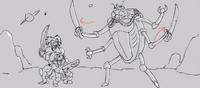Animatic end scene 5