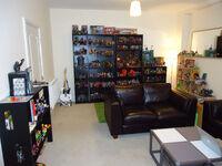 Harry's nerdsational living room