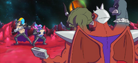 Episode 1.5 Starbarians Trinosaur