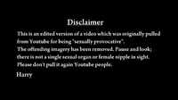 Disclaimer Teaser YouTube version