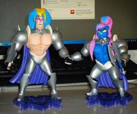 Starbarians figurines guilt