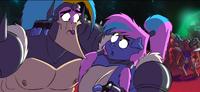 Episode 1.5 Starbarians Trinosaur 2