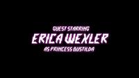 The Starbarians' Die credits Bustilda Erica Wexler