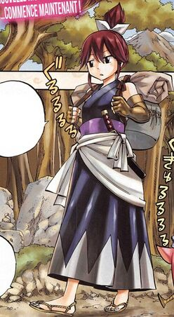 Mujika Satsuki la mangeuse d'étoiles