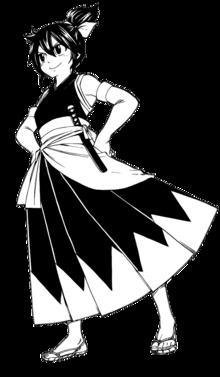 Satsuki la mangeuse d'étoile transparente by M0NSIEUR C00KIE